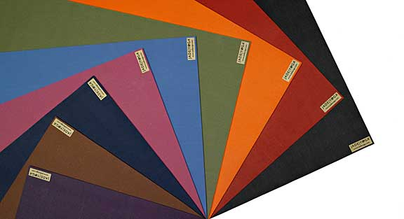 a picture of Jade Yoga mat colours